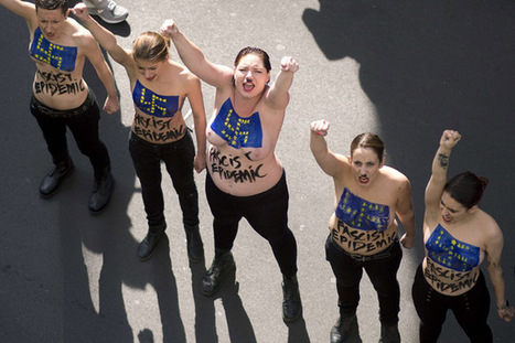 Femen contra | As Mulheres no Mundo | Scoop.it