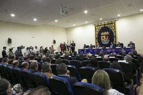 El presidente Monago inaugura la XV edición de Iberovinac, que viene con más fuerza que nunca | IberoVINAC | Scoop.it