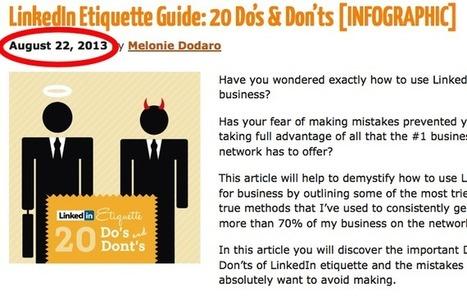 LinkedIn Publishing Platform: 10 Reasons You Should Use It   LinkedIn For Business   Scoop.it