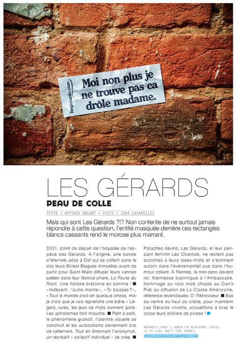 Les Gérards | KOSTAR | Les Gérards | Scoop.it