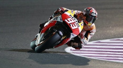 Sachsenring MotoGP: Marquez Beats Rossi in First Practice, AfterHours   afterhours.wesrch.com (Entertainment, Sports, Fashion, Parenting)   Scoop.it