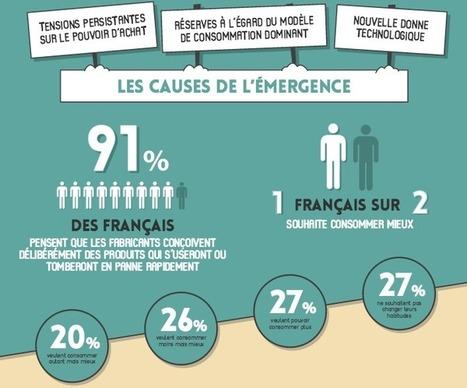 Consommation : la France a changé de modèle mais elle ne le sait pas encore | ConsoCollaborative | Economie circulaire et abondance partagée | Scoop.it