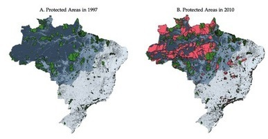 Land Conflict, Property Rights and Deforestation in Brasil | Confidences Canopéennes | Scoop.it