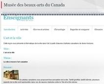 L'art et la ville : activités pour tous les niveaux | Autodidacte | Scoop.it