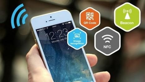 NFC, QR Codes, iBeacon, RI: tout savoir sur les technologies sans contact   Dossier - Analyse   Softonic   Muséographiques   Scoop.it