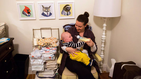 Breast Milk Donated or Sold Online Is Often Tainted, Study Says   Breastfeeding Promotion & Scandals   Scoop.it