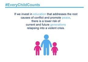 Tweet from @UNICEFEducation | Sociedad de conocimiento | Scoop.it