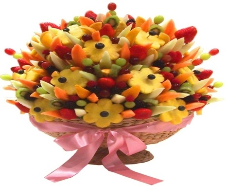 Make Money with Your Own Edible Fruit Bouquet Business | Ways To Make Money Online, Earn Living Online, How To Get Money | ways to make money | Scoop.it