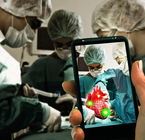 Augmented Reality in education - ARLab Blog | E-Learning and Online Teaching | Scoop.it