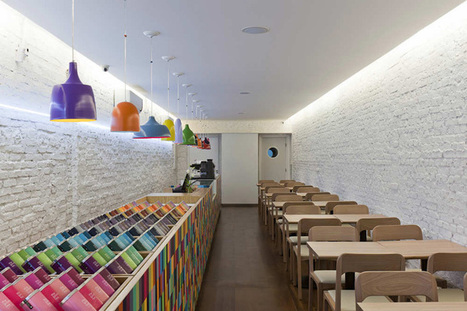 The Gourmet Tea by Alan Chu, Sao Paulo » Retail Design Blog | Interiors | Scoop.it