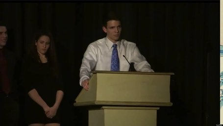 WATCH: Gay Student Comes Out During Class Award Ceremony | LGBT Times | Scoop.it