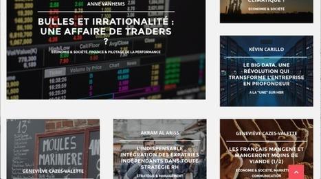 Tbsearch.fr, le blog de recherche au service de cadres, analystes, journalistes économiques... | TBS Research Centre | Scoop.it