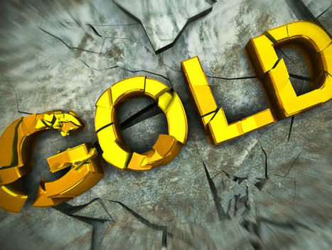 Gold Treads Danger Zone – Yet Why Do Some Feel Optimistic? | Gold and Silver Markets | Scoop.it
