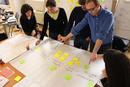 Des collectivités locales s'approprient le design thinking pour concevoir leurs politiques | Urban Life | Scoop.it
