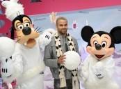 Photos : Tony Parker, Inès de la Fressange, Franck Dubosc... retour en enfance pour fêter l'arrivée de Noël !   Disneyland Paris   Scoop.it