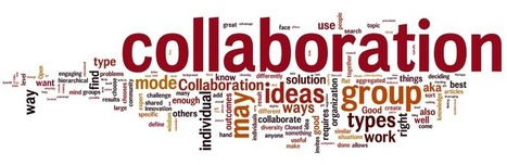 THOUGHTstream » Types of collaboration | DPG Online | Scoop.it