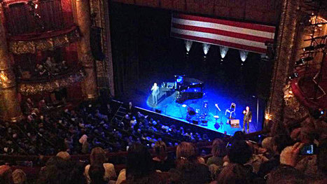 Photo: Gov. Deval Patrick warms up the crowd at James Taylor's Benefit for Elizabeth Warren | Massachusetts Senate Race 2012 | Scoop.it