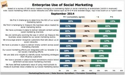 How Are Enterprises Using Social Marketing #8211; and Where Are They Seeing the Best Results? | Marketing Tutors | Scoop.it