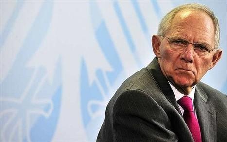 Schäuble : l'aveuglement idéologique qui sape Europe ! | Voie Militante | Scoop.it