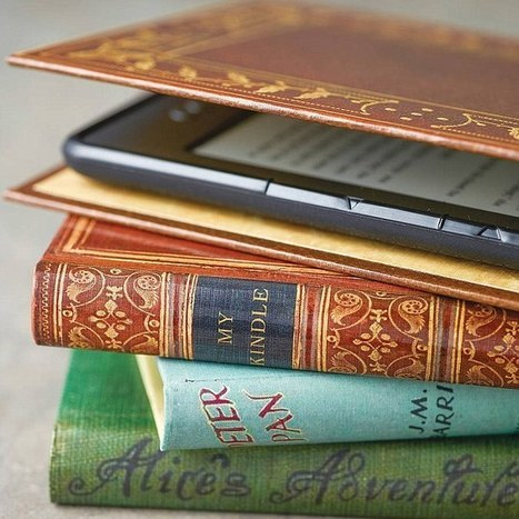 Electronic book lovers beware, your e-reader is watching you: Devices track which novels you read and what time you put it down to go to sleep | Offene Gesellschaft - Open Society | Scoop.it