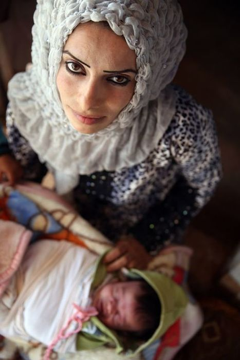 Syrian refugee camp heartbreak as 50,000 babies born in exile without a country - Mirror.co.uk | #OpHyacinth | Scoop.it