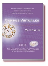 "Nuevo número Revista Campus Virtuales ""Campus Virtuales, Vol. III, Num. 02 2015 