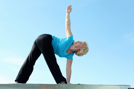 5 Health Benefits Of A Yoga Practice For Older Adults | Jooga, yoga | Scoop.it