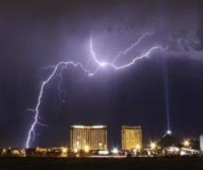 Bolt from the blue: Warming climate may fuel more lightning | Ecopsychology | Scoop.it