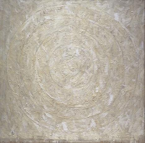 Jasper Johns achieves control with encaustic. | Eliana Curvelo | Scoop.it