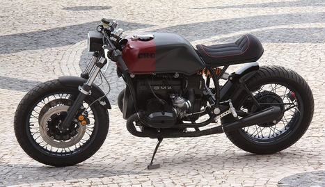 Valkyrie BMW R65 | Cafe Racers | Scoop.it
