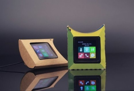 A First Look at RePhone, a Modular DIY Cellphone | Make: | Open Source Hardware News | Scoop.it