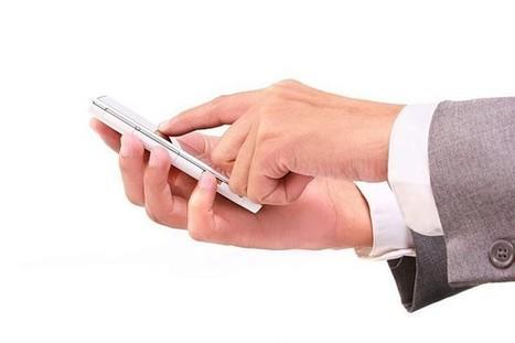 Le smartphone, un incontournable dans l'e-commerce - Toute-la-Franchise.com | Les comportements agiles partagés | Scoop.it