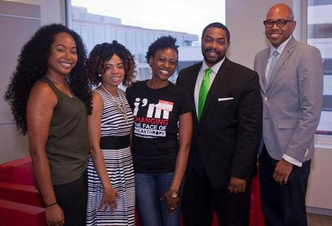 blackgivesback: Young Black Philanthropists Gather for Changing ... | Philanthropy for what? | Scoop.it
