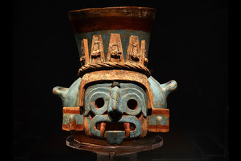 'The Aztecs, People of the Sun' at Pointe-à-Callière in Montreal | The Archaeology News Network | Kiosque du monde : Amériques | Scoop.it