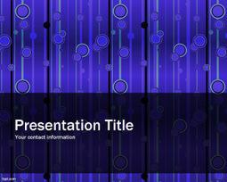 Elegant Pattern PowerPoint Template | Free Powerpoint Templates | sanskriti | Scoop.it