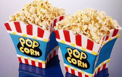 Popcorn found to divert cinemagoers' attention from ads on the screen | Kickin' Kickers | Scoop.it