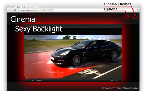 4 extensions chrome pour retrouver l'ambiance du cinéma sur YouTube | Time to Learn | Scoop.it