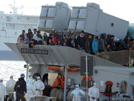Hundreds of migrants feared drowned in Mediterranean | LibertyE Global Renaissance | Scoop.it
