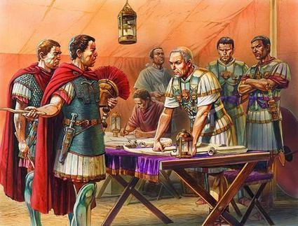 LEGIO VII CLAUDIA: Los tribunos militares romanos durante el Alto Imperio romano | Mundo Clásico | Scoop.it