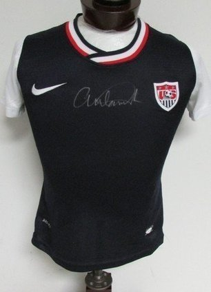 Signed Abby Wambach Jersey Autographed | Sport Outdoor | Scoop.it