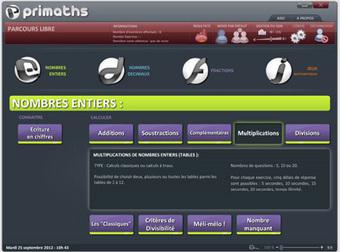 multimaths.net : Ressources pédagogiques en mathématiques | useful sites | Scoop.it
