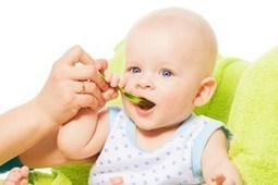 Is it safe to start weaning at 4 or 5 months? | ESRC press coverage | Scoop.it