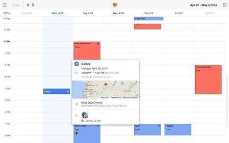parce qu'en  tant que CM il est utile de réunir vos calendriers Google, Facebook et iCloud avec Sunrise Calendar | Community management formation | Scoop.it
