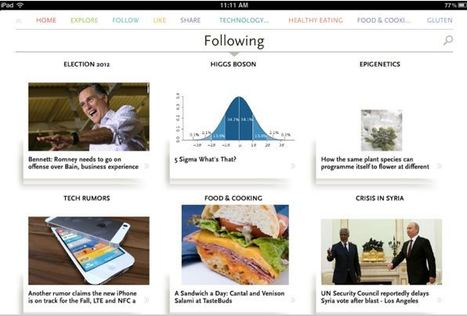 NewzSocial: a staggering Content Curation app   Smart Media Tips   Scoop.it