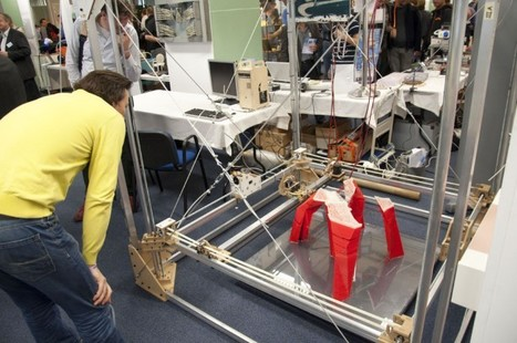 3D Printer : de plus en plus de possibilitės | Inventer le monde | Scoop.it