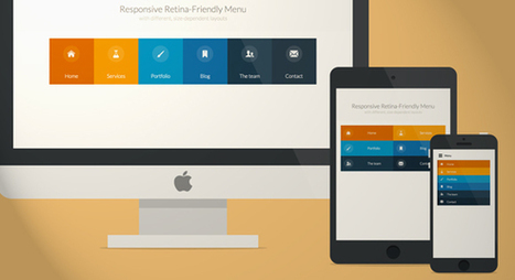 Responsive Retina-Ready Menu | Codrops | Responsive Nav Bars | Scoop.it