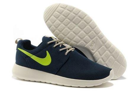 High-Quality Cheap Nike Roshe Run Mesh Black Blue Shoes Uk Online Online With Mastercard   Nike Roshe Run   Scoop.it