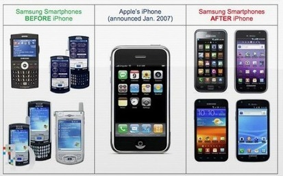 Opinion: If you can't win, cheat. The Samsung/Apple story | Technology in Business Today | Scoop.it