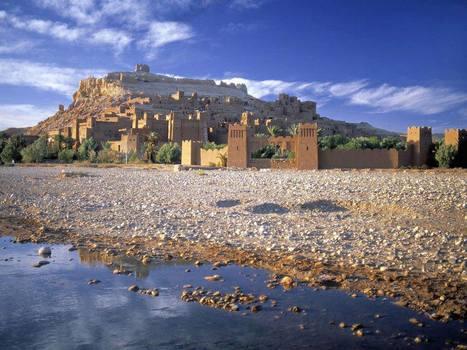 Ait-Benhaddou, Morocco | Combo Holidays | Scoop.it