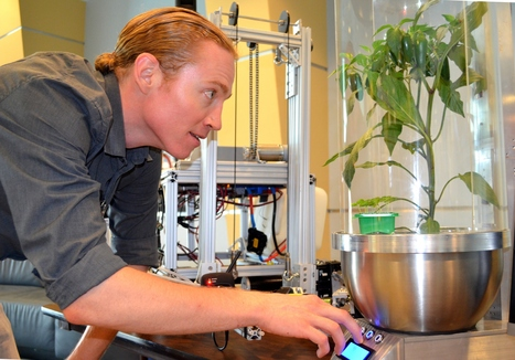 University students developing robotic gardening technology | NASA | Cultibotics | Scoop.it